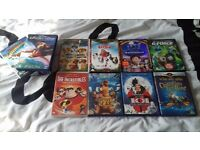 10 x walt disney dvds all originals