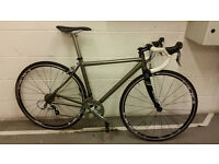 Sabbath Sportive Titanium Road Bike,Shimano throughout,Dura Ace,Carbon Fork,Specialized,Trek,Giant
