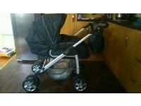 Silver cross pram / pushchair