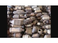 ALL CATALYTIC CONVERTERS WANTED!!!!! Top prices paid