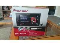 Pioneer touch screen head unit - Bluetooth/USB/hands free