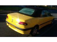 98 peugeot 306 cabbie 2.0 manual