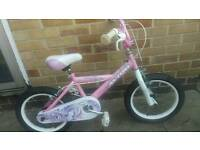 Avigo girls bike 3-5 years