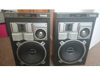 PIONEER RARE Hi-Fi speakers