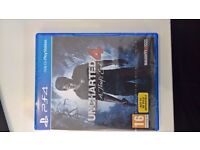 Uncharted 4 - PS4 Brand New Unboxed