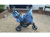 Chipolino Baby Pushchairs Combination Pram Stroller