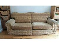 Free very large sofa