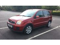 Ford fusion + AUTOMATIC 58 reg 1 owner