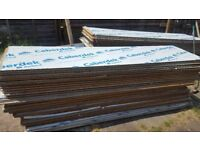 Caberdeck 22mm Chipboard Flooring 8' x 2'