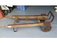 Antique - Vintage Slingsby Sack Barrow Truck. from old railway office £49.99