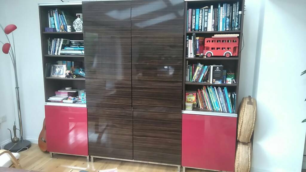 Living room TV/storage /display unit