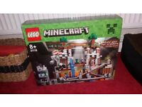 Lego minecraft The Mine 21118