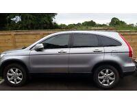 Honda SOLD CRV 2.2 i-CTDi EX 5d Silver Full service History low mileage