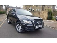 AUDI Q5 VERY CLEAN CAR ONE OWNER FULL AUDI HISTORY FULLY LOADED MODEL LEATHER INTERIOR WARANTED MILE