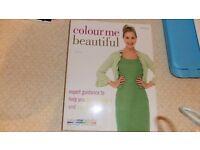 Colour me beautiful expert guidance - Veronique Henderson Pat Henshaw RRP £15