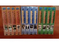 VHS Tapes of 1960s Show Hullabaloo Volumes 1, 2, 3 (NTSC)