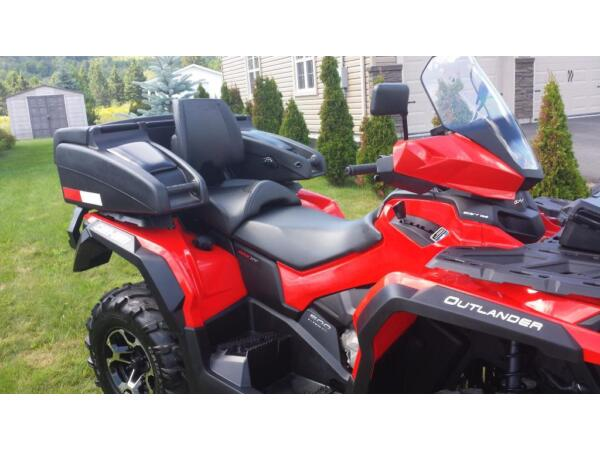 Used 2013 Can-Am MAX XT 500