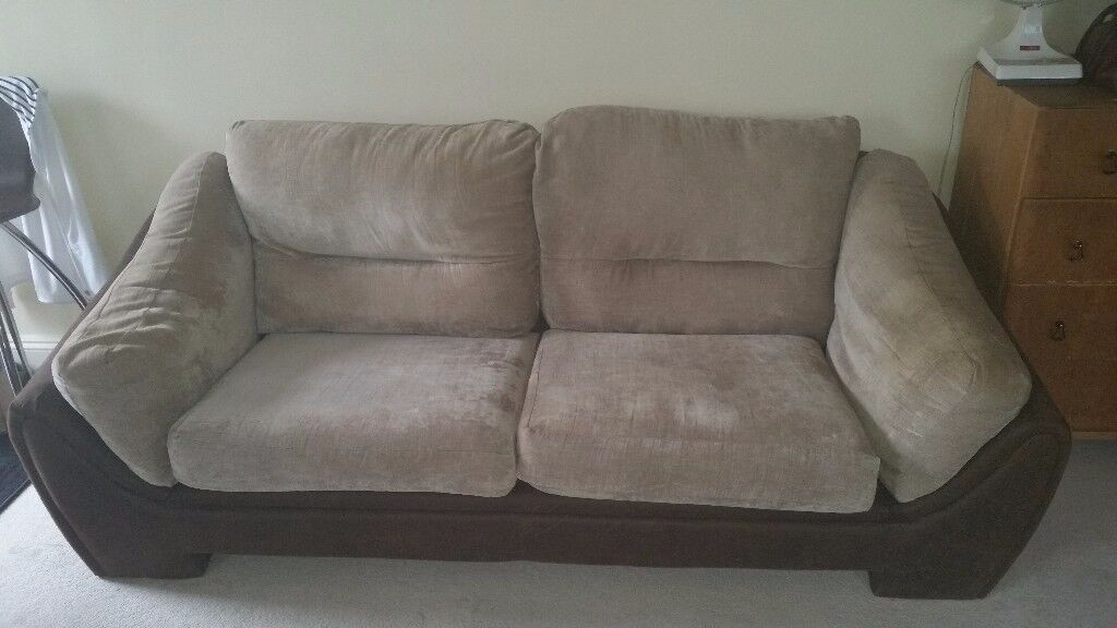 Large double sofa