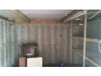 Free for collection, garage, concrete sections