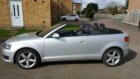 Audi A3 Cabriolet **REDUCED**