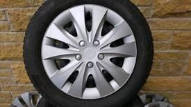 Winter Tyres 205 / 55 / R16 H