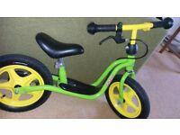 Balance/starter bike