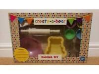 Hobbycraft create-a-bear Baking Set