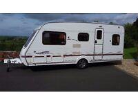 Swift Lifestyle 555, 4 berth caravan