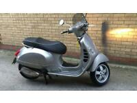 Vespa gts 300 reg as 125 2008