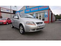 2006, Chevrolet Kalos 1.4, ONLY 26,000 miles from new, 5 door, Excellent condition throughout