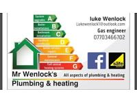 Mr Wenlock's plumbing & heating
