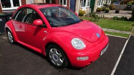 Volkswagen Beetle with 12 months M.O.T.