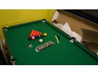 Mightymast 6ft Snooker/Pool Table