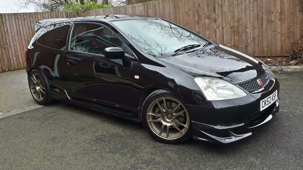 honda civic type r ep3 turbo 339 bhp not evo m3 m5 m6 rs. Black Bedroom Furniture Sets. Home Design Ideas