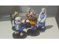 OFFICIAL Undertale Figurines