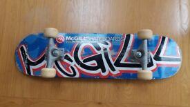 REDUCED Mike McGill signature Skateboard