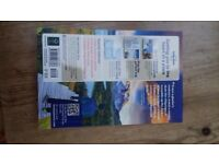 Brand new Chile Lonely Planet (travel guide)
