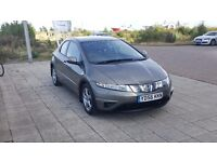2006 HONDA CIVIC 1.8I-VTEC ES / 1 YEAR MOT / LEATHER SEATS / EXCELLENT CONDITION