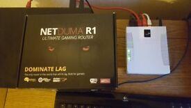Netduma R1 Router Gaming