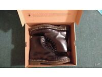 Doc Martens size 8 uk male like new worn less than 10 times