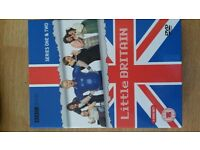 Little Britain series 1 and 2 4disc set