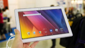 """10.1"""" Asus ZenPad 10 Android Tablet - Silver"""
