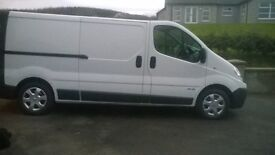 2013 RENAULT TRAFIC MINT LOW MILE FULL SERIVCE HISTORY