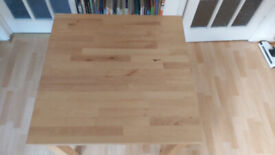 Dining table 740x740mm