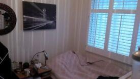 A lovely single room in a 2 bedroom flat-Willesden Green- zone 2( £120 per week)all bills inclusive