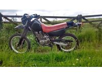 YAMAHA XT 350 ride away