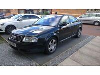 Audi a6 4.2 1999y black