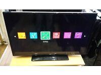 "JVC 40"" 1080p Full HD Freeview LED TV £110"