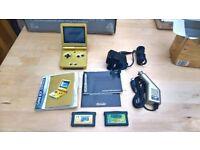 Rare Gameboy Advance SP Zelda