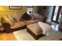 Large versatile sofa for sale